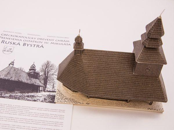 model ruska bystra