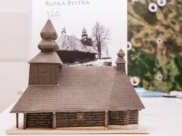 papierovy model ruska bystra