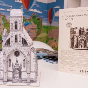 model kaplnka sv michala